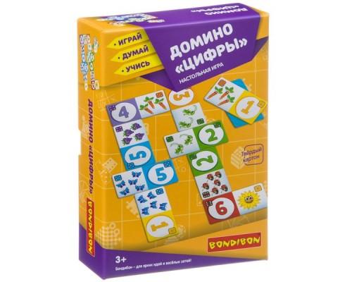 Домино Цифры BONDIBON ВВ3902