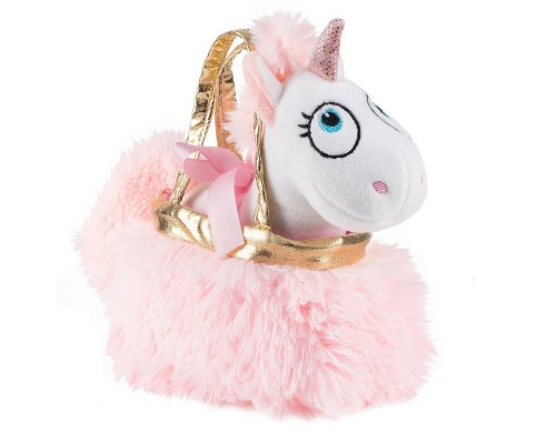 Мягкая игрушка Единорог в сумочке-переноске SUME0