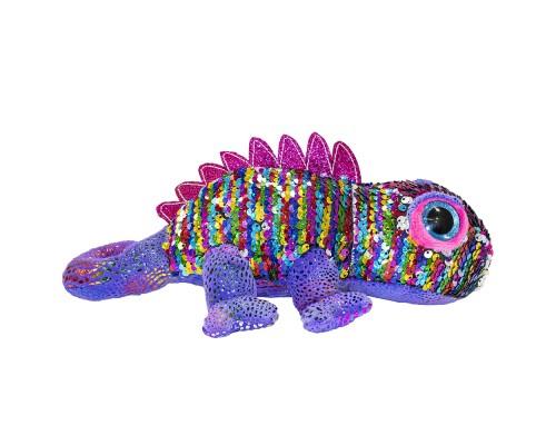 Мягкая игрушка Глазастик Хамелеон