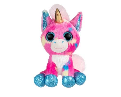 Мягкая игрушка Глазастик Единорог